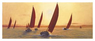 R563 - Romanello, Diane - Sailing, Sailing