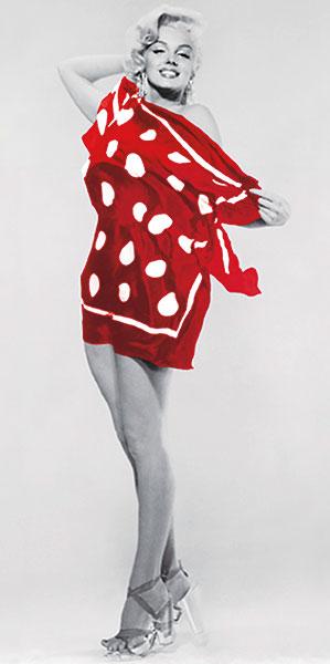 R572 - Reisfeld, Bert - Marilyn at the Beach, 1953