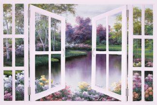 R604D - Romanello, Diane - Springtime Symphony Door