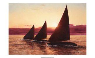 R611 - Romanello, Diane - Evening Sails
