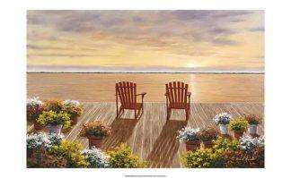 R616 - Romanello, Diane - Evening Deck View
