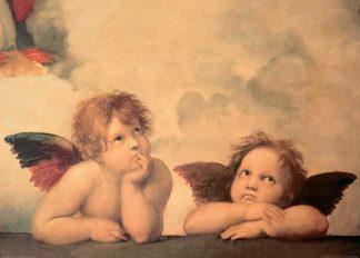 R621 - Raffaello, Sanzio - Angels