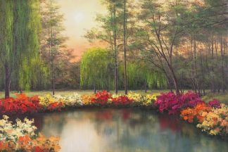 R627D - Romanello, Diane - Autumn Sunset