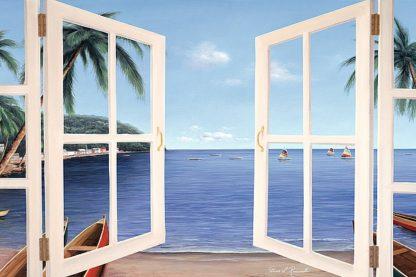 R756D - Romanello, Diane - Day Dreams Window