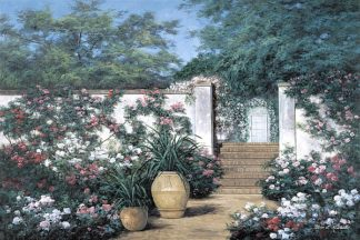 R766D - Romanello, Diane - Jardin de Fleur