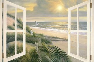 R768D - Romanello, Diane - Morning Meditation with Windows