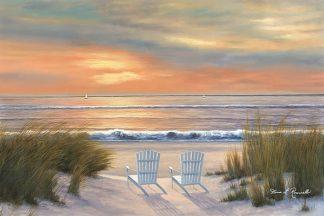 R789D - Romanello, Diane - Paradise Sunset
