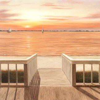 R808D - Romanello, Diane - Sunset Deck