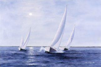 R848D - Romanello, Diane - Blue Sails