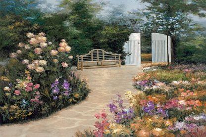 R860D - Romanello, Diane - Garden Enclave