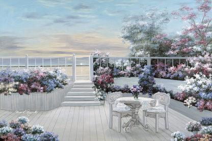 R888D - Romanello, Diane - Flowers and Lace