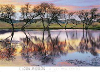 S1040 - Soderberg, E. Loren - Lake Reflection