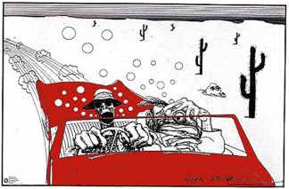 S1522 - Steadman, Ralph - Fear & Loathing