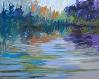 S1590D - Schmidt, Jane - Waterways VI