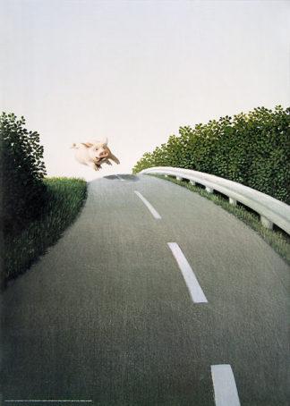 S335 - Sowa, Michael - Autobahn Pig