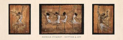 S649 - Stewart, Monica - Rhythm & Joy