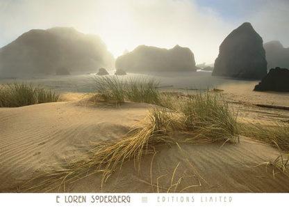 S984 - Soderberg, E. Loren - Morning Fog Lifting