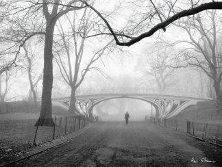 S986 - Silberman, Henri - Gothic Bridge, Central Park, NYC
