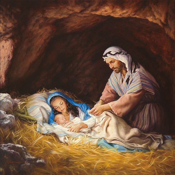 SBAJ1091 - Missman, Mark - Sleep in Heavenly Peace