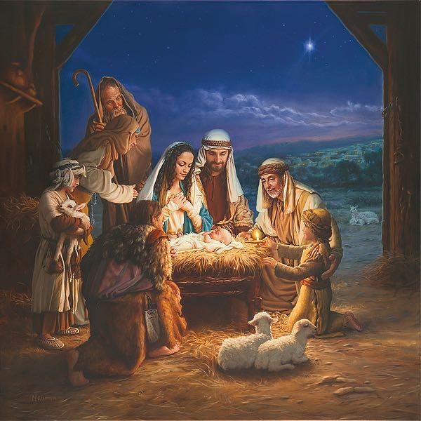SBAJ1157 - Missman, Mark - Holy Night