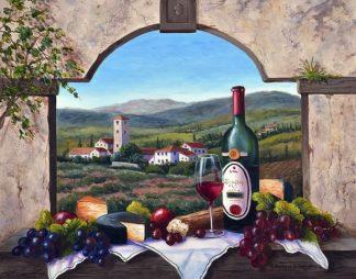SBBF8030 - Felisky, Barbara - A Tuscany Vista