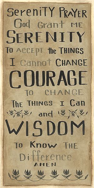 SBCS2113 - Shamp, Cindy - Serenity Prayer