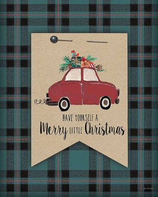 SBJM12041 - Moulton, Jo - Merry Little Christmas Plaid