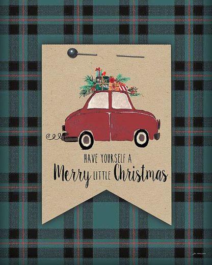 SBJM12041 - Moulton, Jo - Merry Little Christmas Plaid