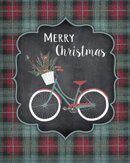 SBJM12044 - Moulton, Jo - Merry Christmas Bike