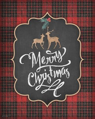 SBJM12098 - Moulton, Jo - Merry Christmas with Deer