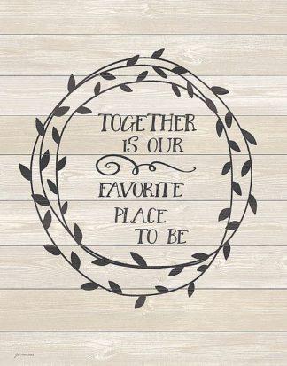 SBJM15319 - Moulton, Jo - Together Is Our