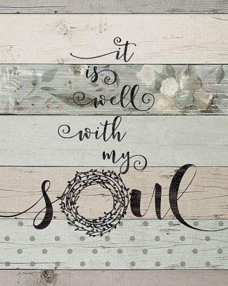 SBJM15321 - Moulton, Jo - Well with My Soul