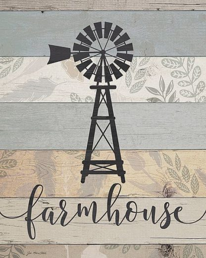 SBJM15331 - Moulton, Jo - Farmhouse