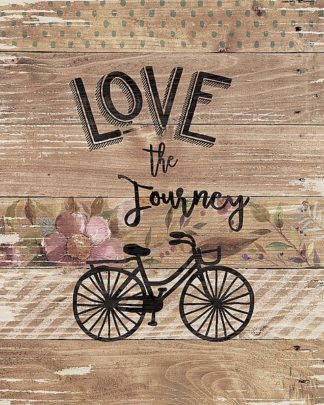 SBJM15334 - Moulton, Jo - Love the Journey