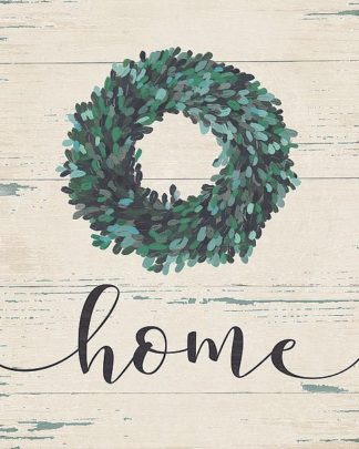 SBJM15365 - Moulton, Jo - Home Wreath