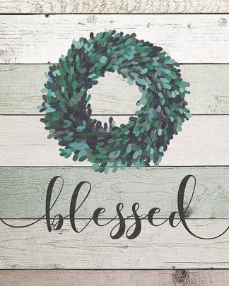 SBJM15369 - Moulton, Jo - Blessed Wreath II