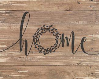 SBJM15373 - Moulton, Jo - Home Rustic Wreath