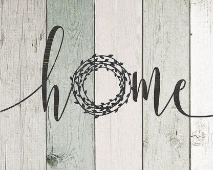 SBJM15374 - Moulton, Jo - Home Rustic Wreath II