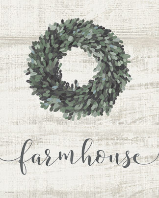 SBJM15447 - Moulton, Jo - Farmhouse Wreath