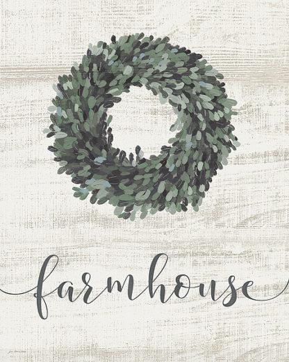 SBJM15447 - Moulton, Jo - Farmhouse Wreath