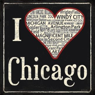 SBJM8820 - Moulton, Jo - I Heart Chicago