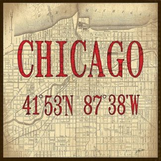 SBJM9687 - Moulton, Jo - Chicago Latitude and Longitude