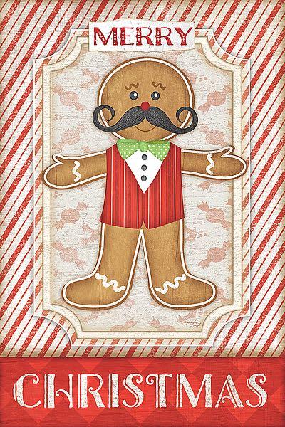 SBJP4226 - Pugh, Jennifer - Gingerbread Man