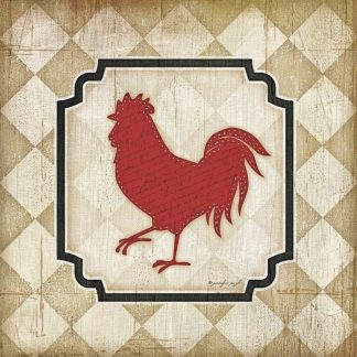 SBJP4669 - Pugh, Jennifer - Country Kitchen Rooster III