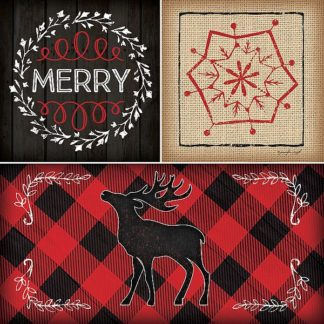 SBJP4883 - Pugh, Jennifer - Plaid Christmas III