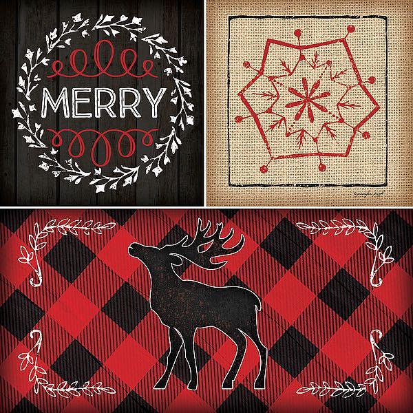 SBJP4883 - Pugh, Jennifer - Plaid Christmas III