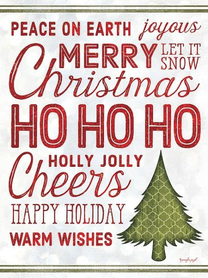 SBJP5113 - Pugh, Jennifer - Christmas with Tree