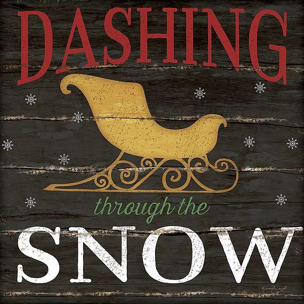 SBJP5152 - Pugh, Jennifer - Dashing Through the Snow