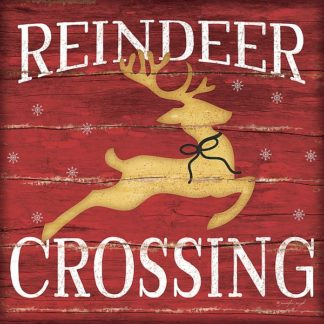 SBJP5154 - Pugh, Jennifer - Reindeer Crossing