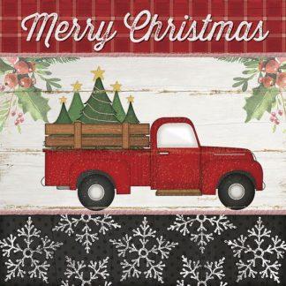 SBJP5284 - Pugh, Jennifer - Merry Christmas Truck